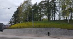 Helsinginkatu pyöräkaista